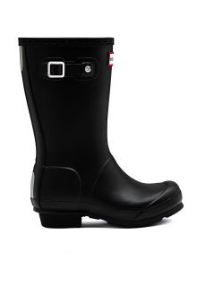 Hunter---Rainboots-for-children---Original-Kids-Wellington---Black