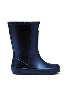 Hunter---Rainboots-for-children---Kids-First-Classic---Navy
