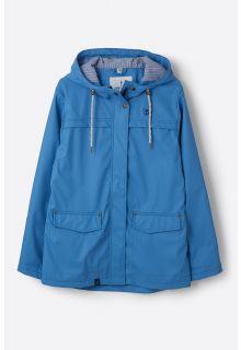Lighthouse---Waterproof-jacket-for-ladies---Bowline-jacket-short---Marine-blue