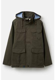 Lighthouse---Raincoat-for-men---Grayson-coat---Olive-Night