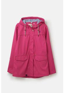 Lighthouse---Waterproof-jacket-for-ladies---Bowline-jacket-short---Raspberry