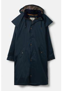 Lighthouse---Raincoat-for-men---Stockmans-coat---Navy