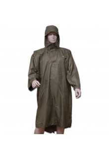 Lowland-Outdoor---Walking-poncho-for-adults---Green