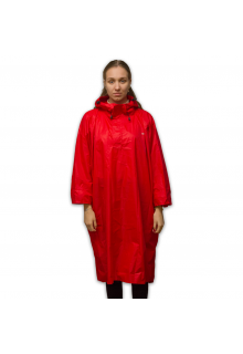 Lowland-Outdoor---Walking-poncho-for-adults---Red
