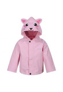 Regatta---Rain-Jacket-for-toddlers---Animals---Cat---Pink