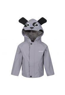 Regatta---Rain-Jacket-for-toddlers---Animals---Dog---Rock-Grey-