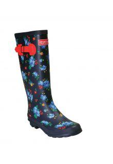 Regatta---Wellington-rainboots-for-women---Ly-Fairweather-II---Navy/Flowers