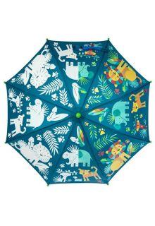 Stephen-Joseph---Color-changing-umbrella-for-kids---Zoo
