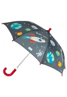Stephen-Joseph---Color-changing-umbrella-for-boys---Space---Black