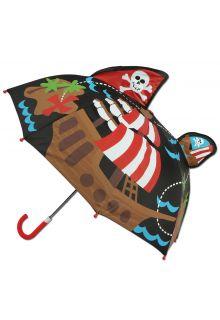 Stephen-Joseph---Pop-up-umbrella-for-boys---Pirate---Black