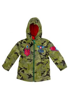 Stephen-Joseph---Raincoat-for-boys---Pilot---Camouflage-green