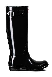 Hunter---Rainboots-for-women---Original-Tall---Glossy-Black