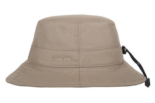 Hatland---Fabric-hat-for-adults---Lauben-Gore-Tex---Olive