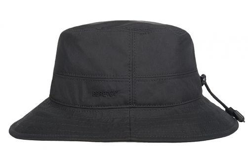 Hatland---Fabric-hat-for-adults---Lauben-Gore-Tex---Black
