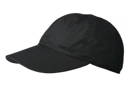 Hatland---Baseball-cap-for-adults---Morris-Gore-Tex---Black