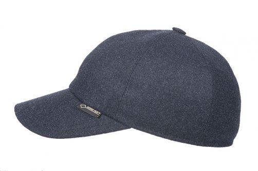 Hatland---Baseball-cap-for-adults---Ruston-Gore-Tex---Navy