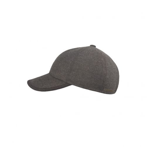 Hatland---Baseball-cap-for-men---Yorell-Windstopper---Brown