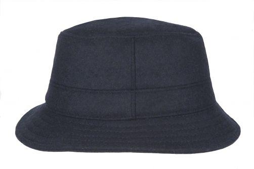 Hatland---Bucket-hat-for-men---Thim-Windstopper---Navy