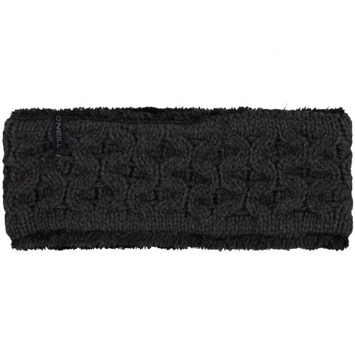 O'Neill---Headband-for-women---Nora-Wool---Black-Out