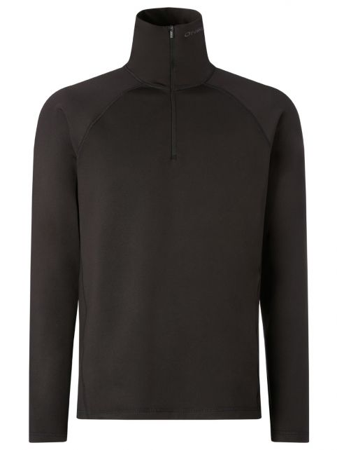 O'Neill---Half-Zip-Fleece-pullover-for-men---Clime---Black-Out