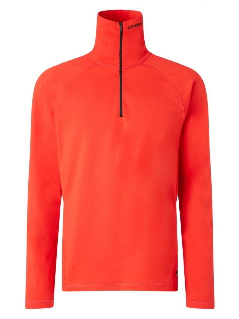 O'Neill---Half-Zip-Fleece-pullover-for-men---Clime---Fiery-Red