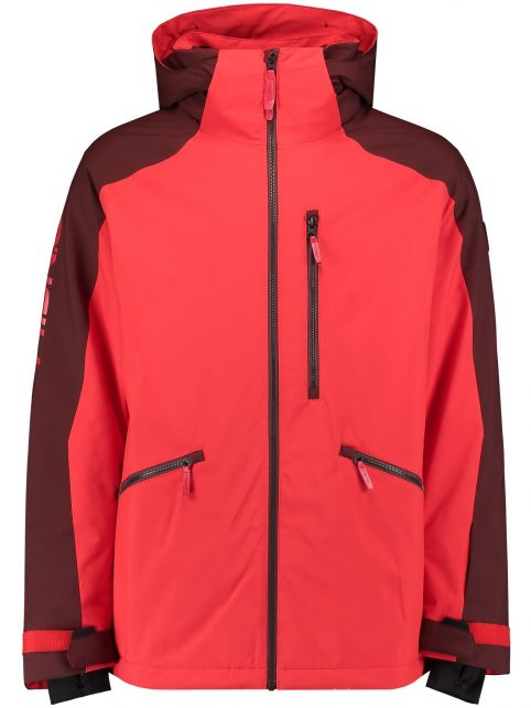 O'Neill---Ski-jacket-for-men---Diabase---Fiery-Red