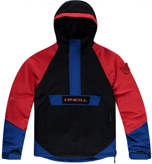 O'Neill---Ski-jacket-for-boys---Anorak---Black-Out