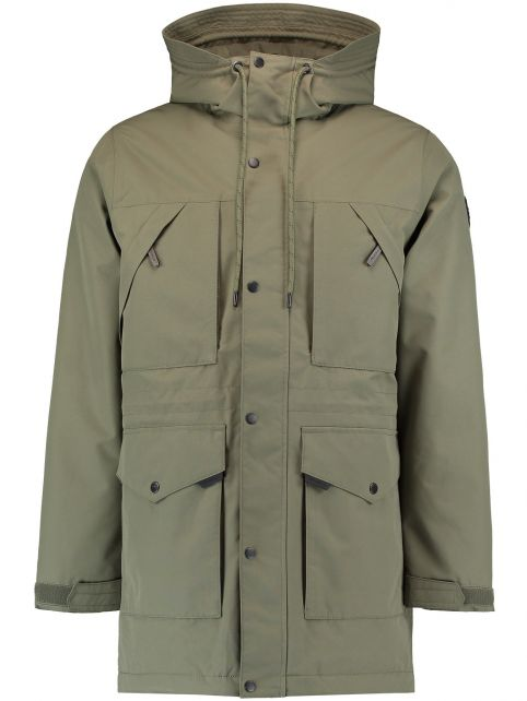 O'Neill---Winterjacket-for-men---Journey-Parka---Dusty-Olive