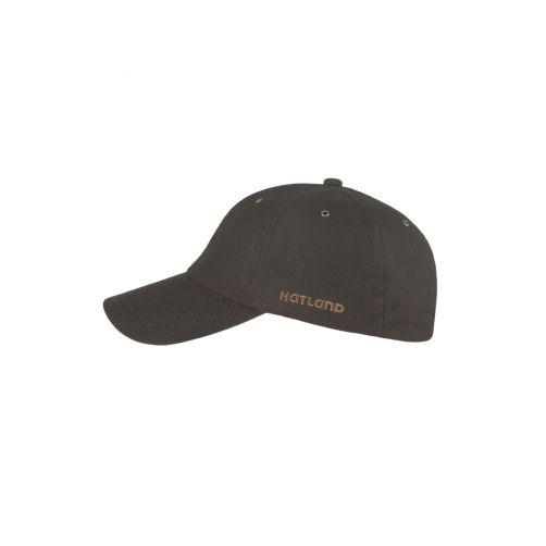 Hatland---Baseball-cap-for-men---Yim---Brown