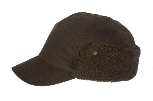 Hatland---Baseball-cap-for-men---Timber---Brown