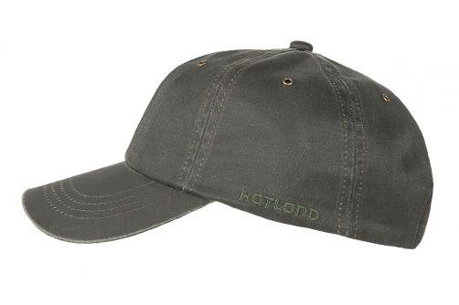 Hatland---Baseball-cap-for-men---Onan---Olive