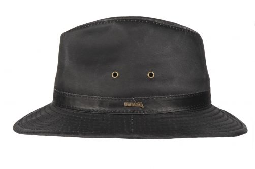 Hatland---Fabric-hat-for-men---Orville---Anthracite