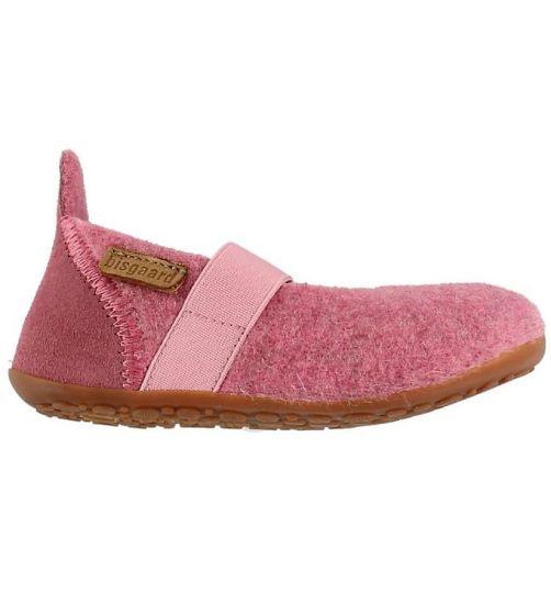 Bisgaard---Home-shoe-for-kids---Ballet-wool---Rosa