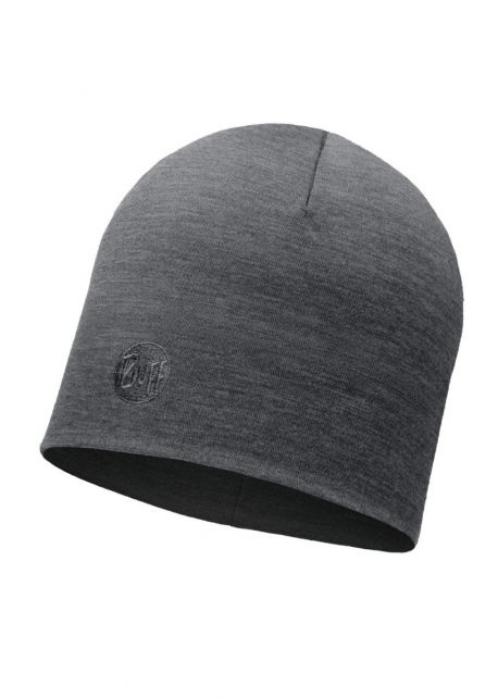 Buff---Heavyweight-Merino-Wool-Solid-Hat-for-adults---Regular---Grey
