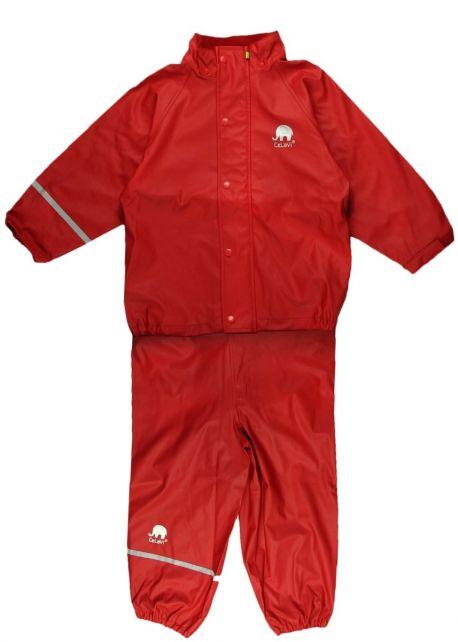 CeLaVi---Rainsuit-for-Kids---Red