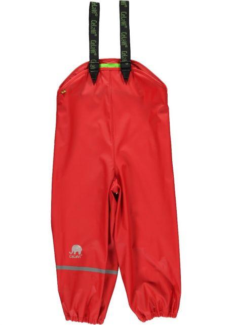 CeLaVi---Rain-Pants-for-Kids---Red