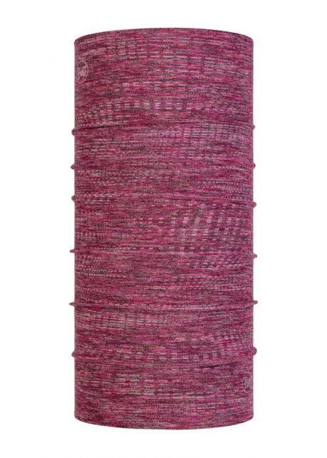 Buff---Dryflx-Reflective-Tube-scarf-for-adults---Fuchsia
