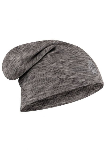 Buff---Heavyweight-Merino-Wool-Stripes-Hat-for-adults---Loose---Grey