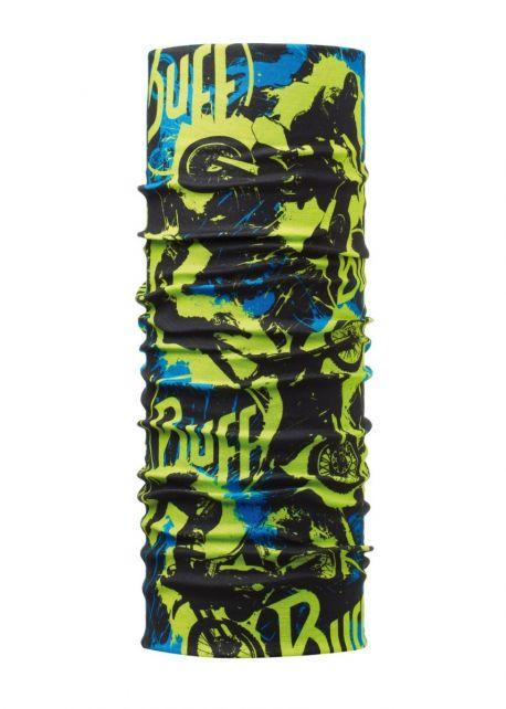 Buff---Original-Tube-scarf-Air-Cross-for-children---Multi