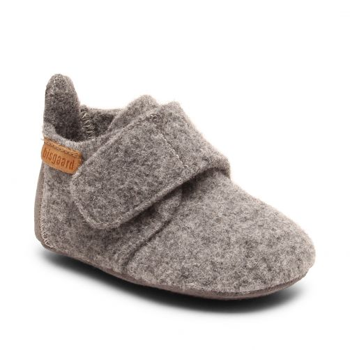 Bisgaard---Home-shoe-for-babies---Baby-wool---Grey
