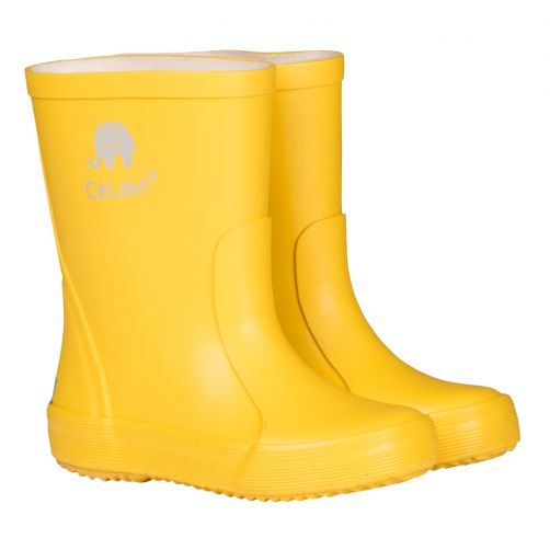 CeLaVi---Rubber-Boots-for-Kids---Yellow