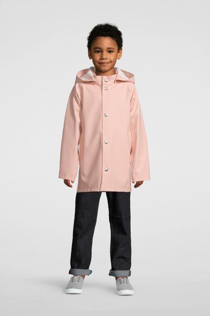 Stutterheim---Raincoat-for-children---Mini-Stockholm---Pale-Pink