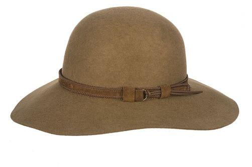 Hatland---Wool-hat-for-women---Leonora---Beige