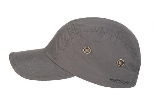 Hatland---Water-resistant-UV-Baseball-cap-for-men---Reef---Anthracite