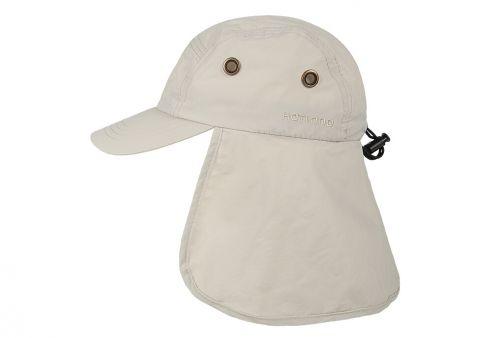 Hatland---UV-Sun-cap-with-neck-protection-for-men---Tropic---Beige
