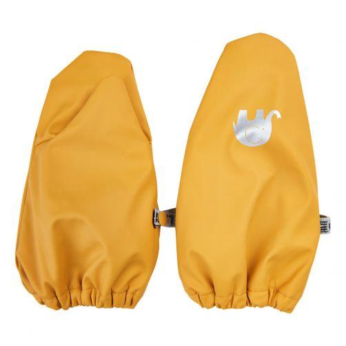 CeLaVi---Waterproof-Mittens-with-Fleece---Mineral-Yellow