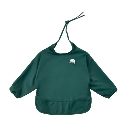 CeLaVi---Basic-apron/bib---Dark-Green