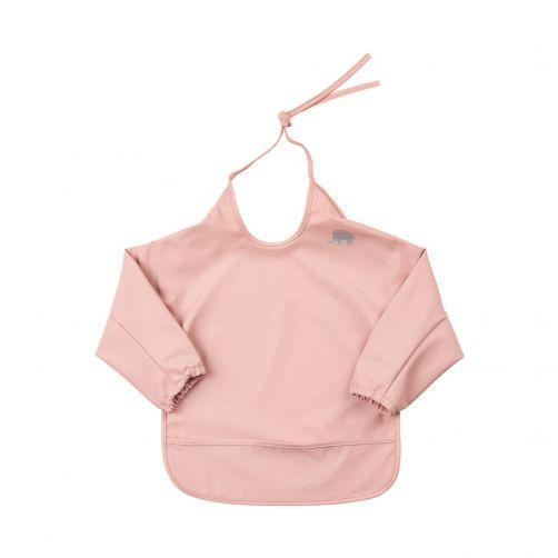 CeLaVi---Basic-apron/bib---Misty-Rose