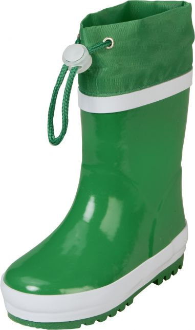 Playshoes---Rainboots-with-drawstring---Green