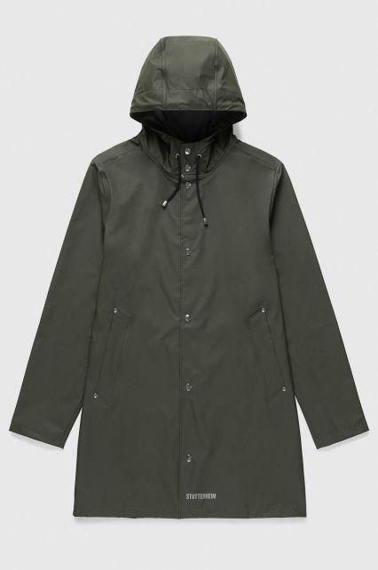 Stutterheim---Lightweight-raincoat-for-adults---Stockholm-LW---Green